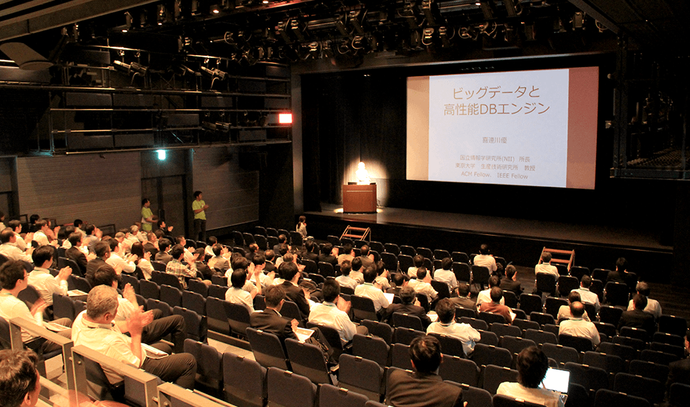db tech showcase Osaka 2013