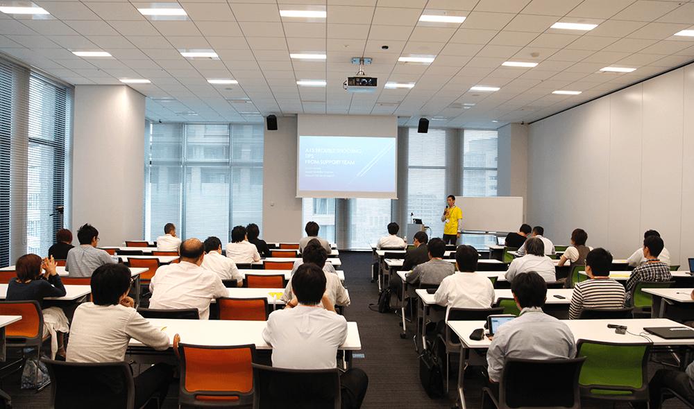 db tech showcase Osaka 2014