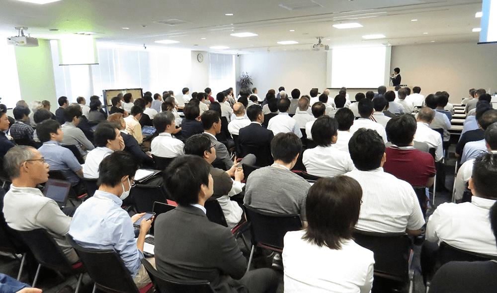 db tech showcase Tokyo 2018
