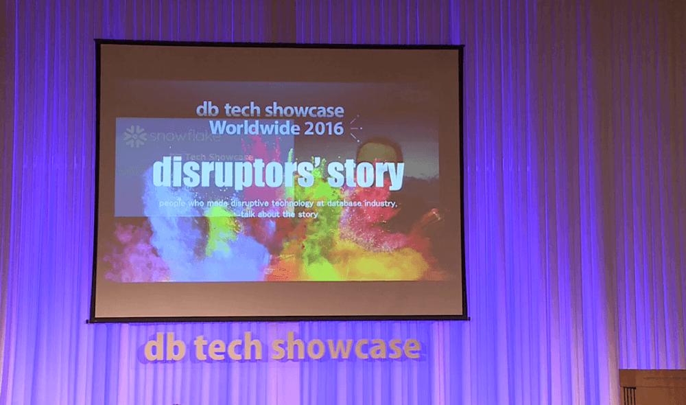 db tech showcase Worldwide 2016