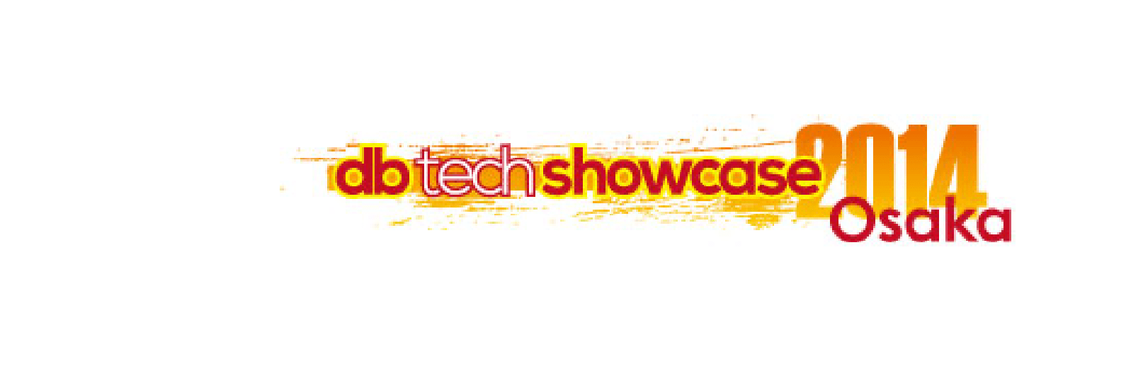 db tech showcase Osaka 2014